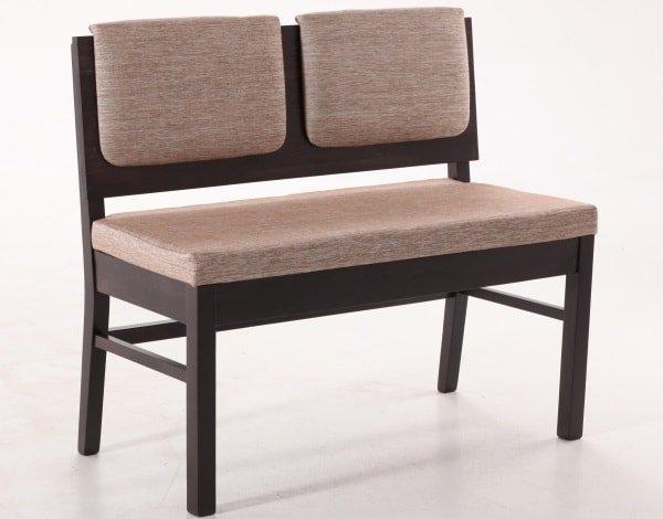 Маленький диван-скамья для кухни