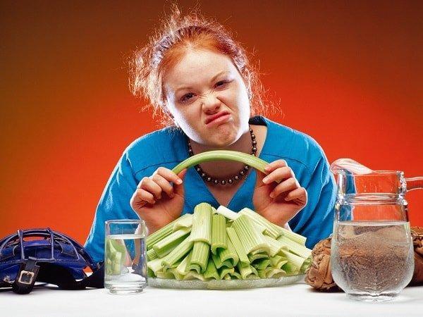 Мифы о похудении заставляют задуматься!