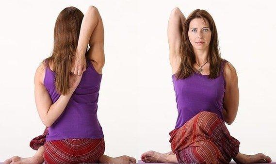 Напряжение в плечах и зажатость в плечевом поясе