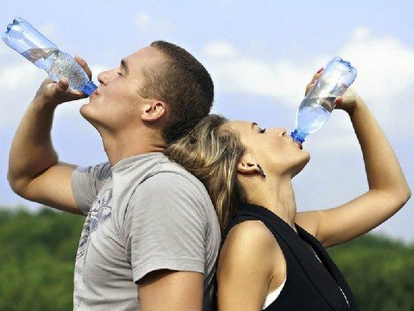 О пользе воды для организма человека