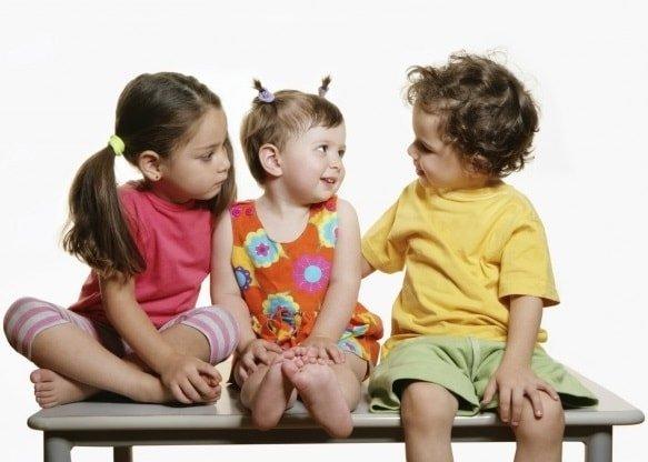 Развитие восприятия дошкольников