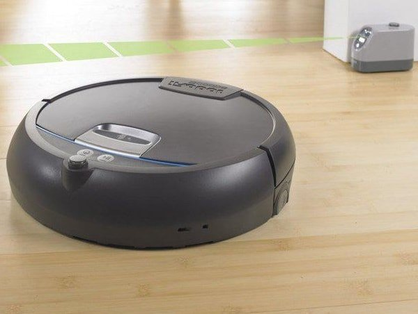 Робот пылесос для влажной уборки