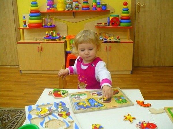 Сенсорное развитие дошкольников