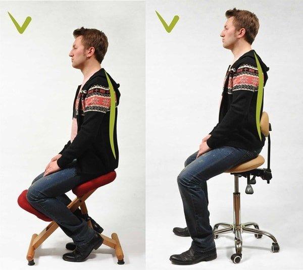 Стулья для здоровья спины – как выбирать?