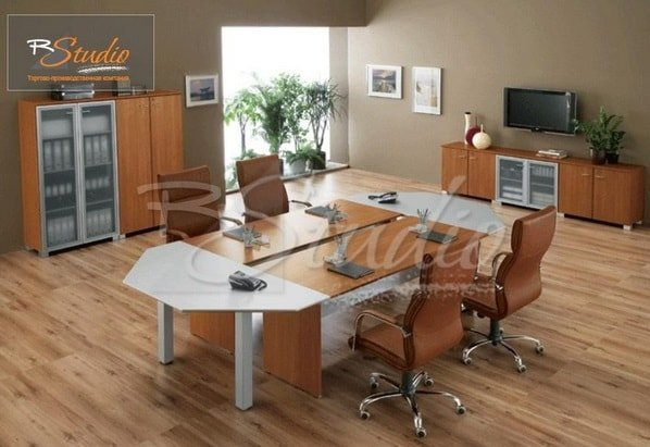 Требования к современной офисной мебели