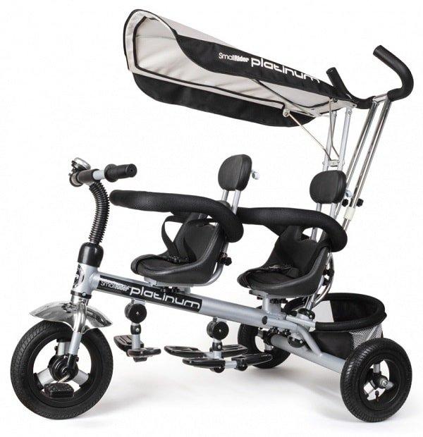 Велосипед для двойни — советы по выбору GC710