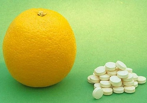 Витамин С - его роль, дефицит и избыток