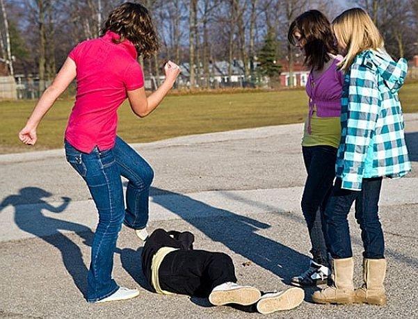 Жестокие и агрессивные дети