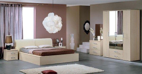 Белая спальня фото 5