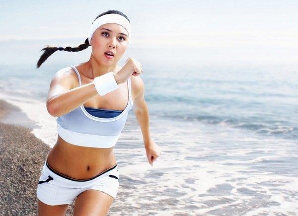 Бег при целлюлите – поможет или нет?
