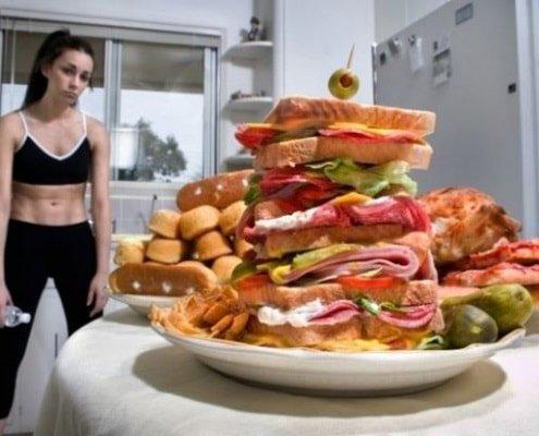 Чем заняться вместо переедания