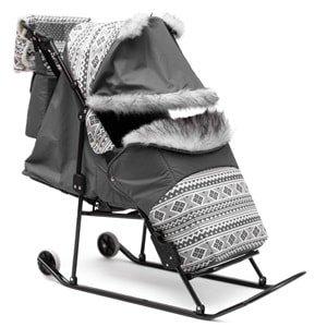 Детские санки коляски