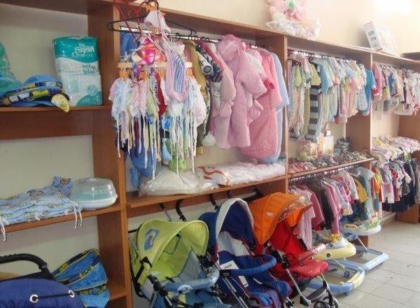 Детский комиссионный магазин – бизнес идея