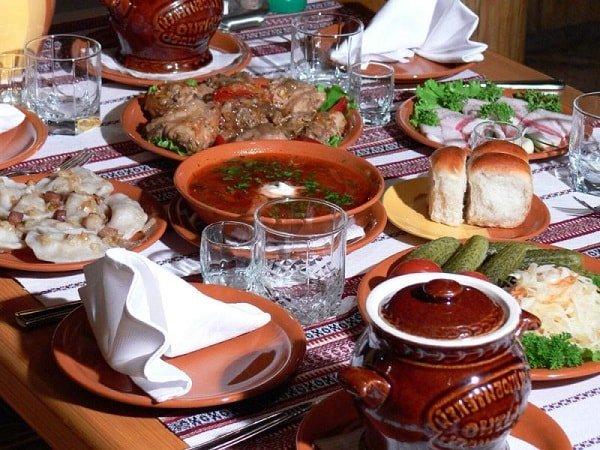 Домашние традиции в блюдах Сибирской кухни