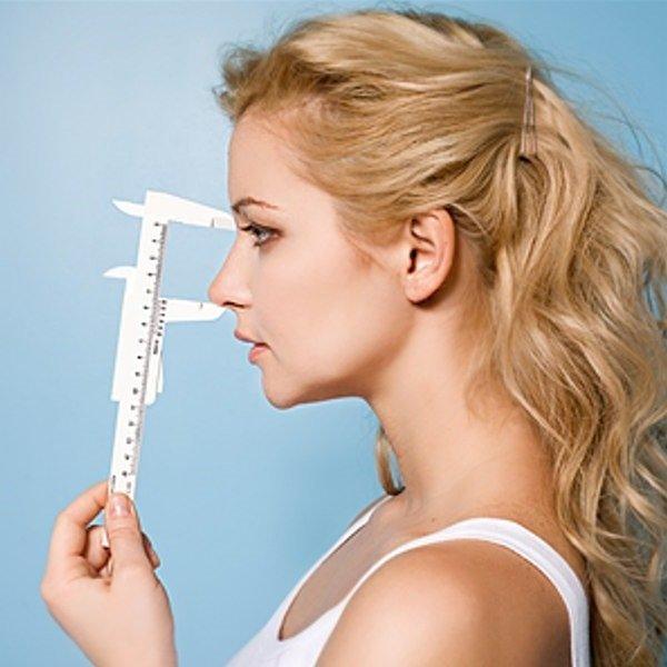 Изменение формы носа – ринопластика