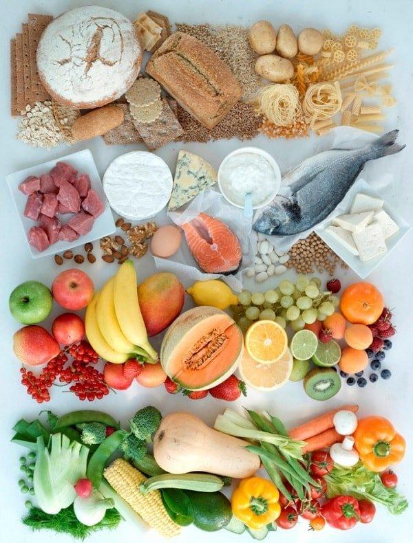 как перейти на правильное питание за месяц
