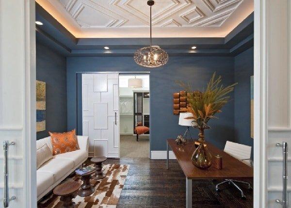 Как сделать многоуровневое освещение в доме