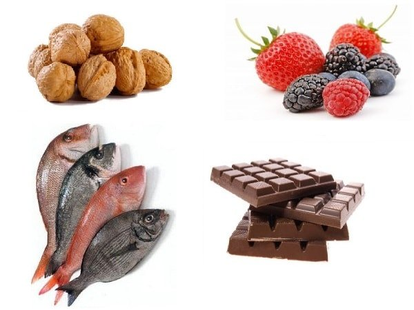 Какие продукты нужны для эффективной работы мозга?