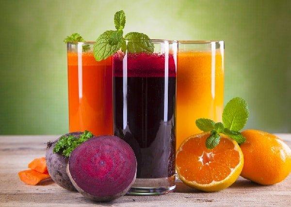 Лечение соками рецепт и самая естественная пища