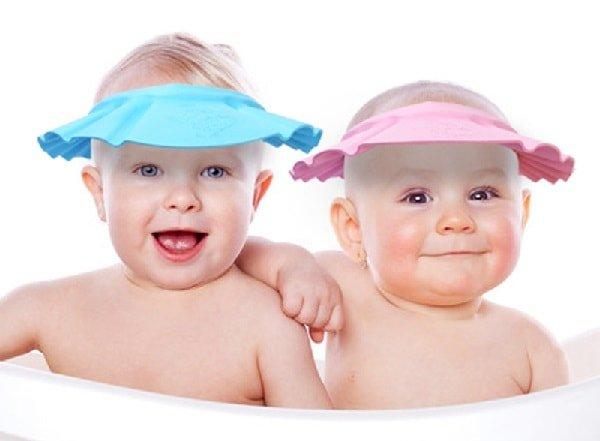 Мытье головы ребенка без слез и проблем