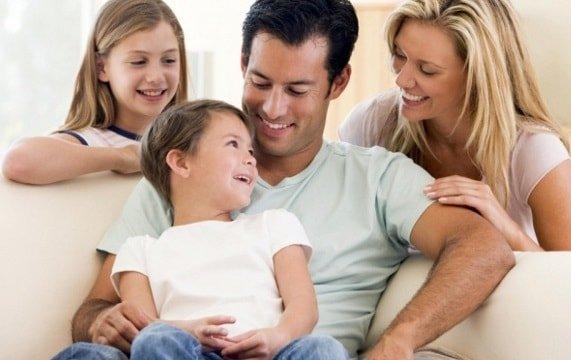 О воспитании детей и любви родителей