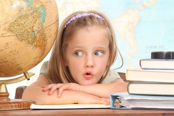 Обучение детей в разных странах мира