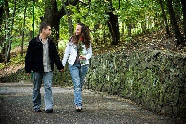 Первое свидание с девушкой – Ну что, куда пойдем?