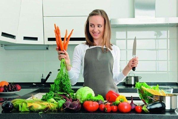 Приготовление любимой еды по-новому