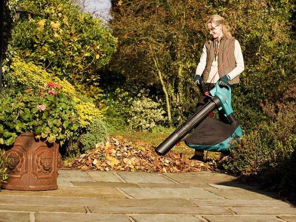 Садовые пылесосы – незаменимые помощники