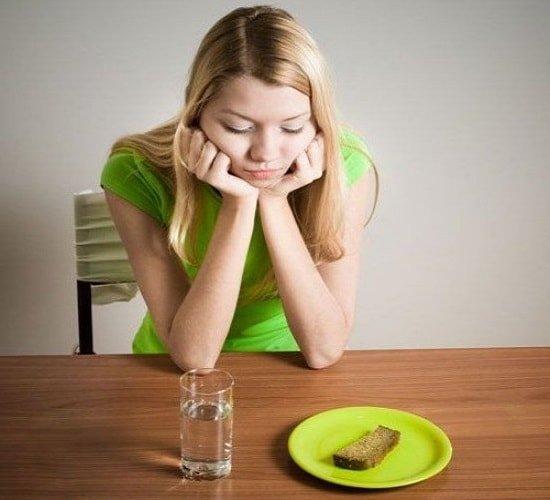 как сбросить вес за 1 час
