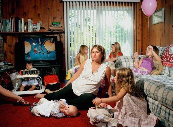 Тайм-менеджмент многодетной мамы