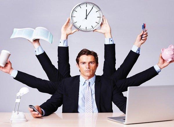 Управление временем без растрат и ошибок