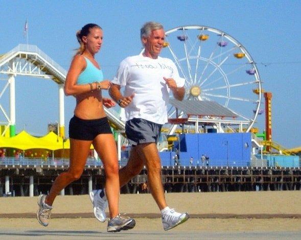 Утренние пробежки укрепляют организм