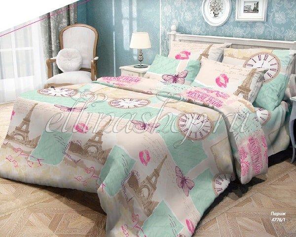 Выбор качественного постельного белья ранфорс