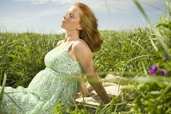 Забота о красоте в период беременности