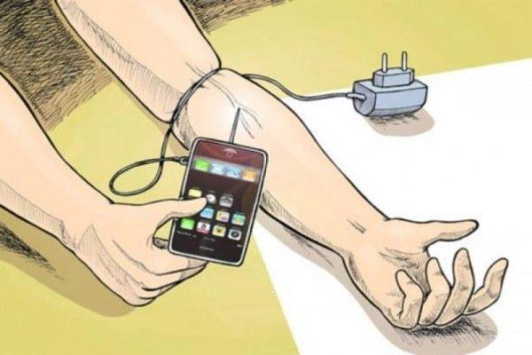 Зависимость от электронных гаджетов и самолечение