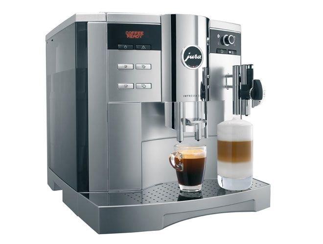 Кофемашины фирмы Jura.