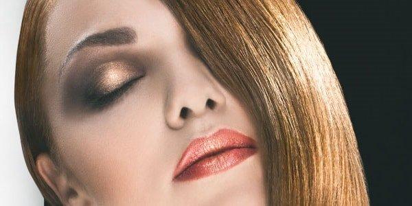 Вечерний макияж - Самые красивые блондинки с голубыми глазами