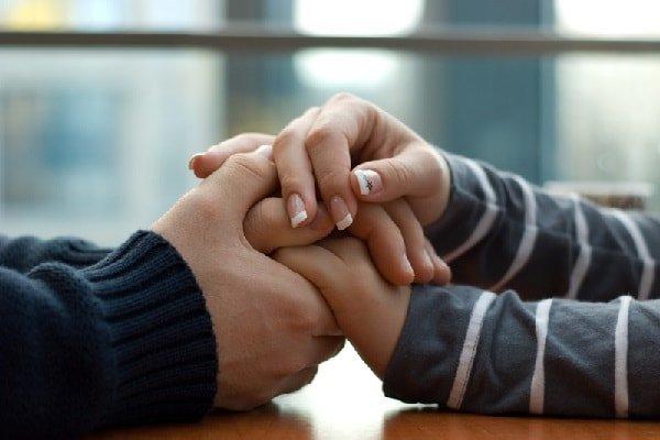 Как помочь человеку, если у него проблемы?