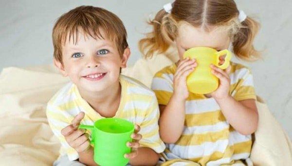 Как укрепить иммунитет ребенка народными средствами.