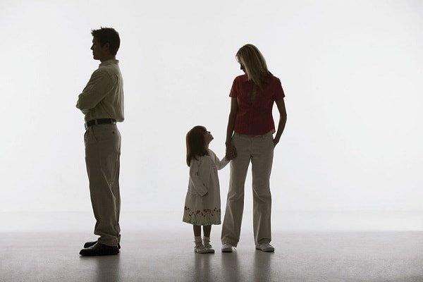 Кризис семейной жизни делится на этапы