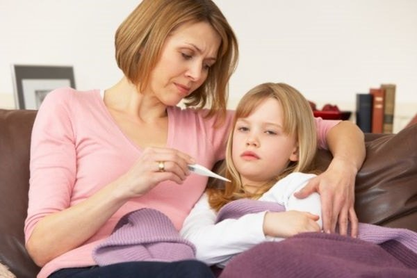 ОРЗ у детей – симптомы и лечение