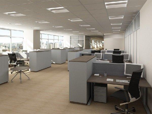 Отделочные материалы для офисных помещений
