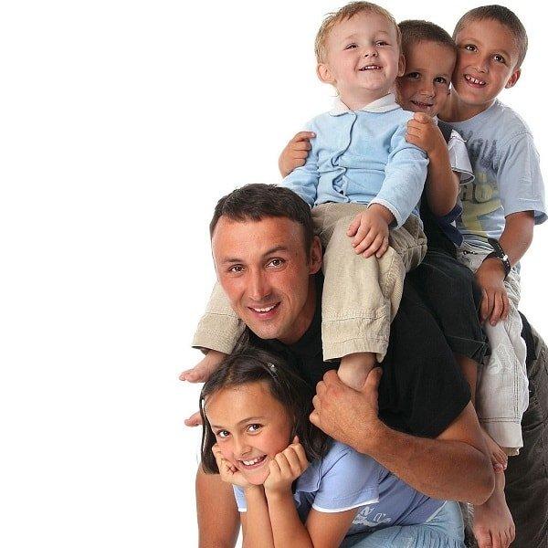 Роль мужа в семье