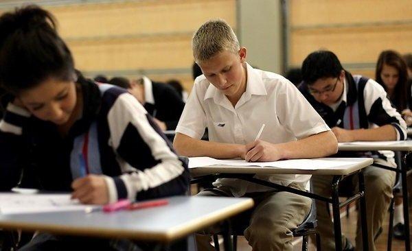 Стресс на экзамене мешает сосредоточиться