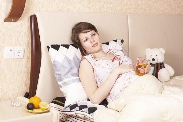 Проблемы с кишечником после родов