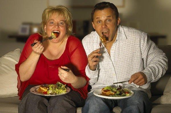 Удовольствия для человека в еде