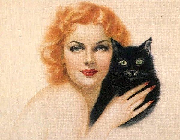 Все женщины кошки – так ли это?