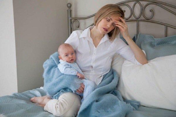 Болят швы после родов