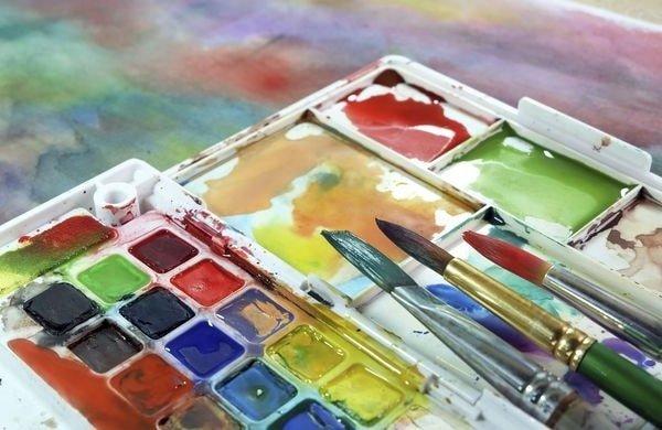 Хорошие акварельные краски - залог успеха